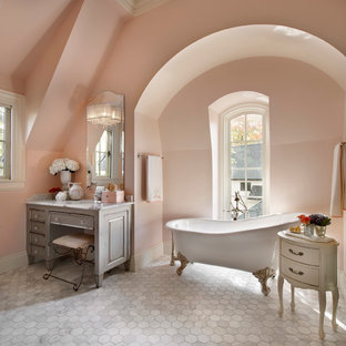 Blush Bathroom Ideas Houzz