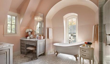 Quizz Houzz : Quelle est la couleur idéale pour votre salle de bain ?
