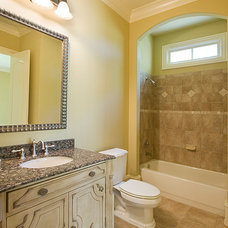 Traditional Bathroom by Satori Homes & Renovations