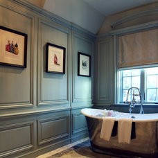 Traditional Bathroom by Hull Historical