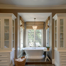 Traditional Bathroom by Lee Construction