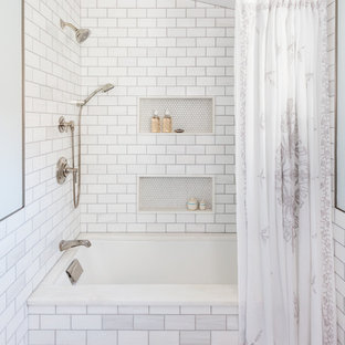 75 Most Popular Tub Shower Combo Design Ideas For 2019