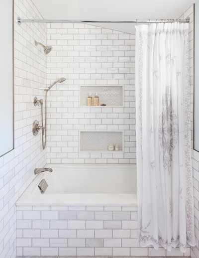 Country Bathroom by Jess Cooney Interiors