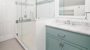 Fresh White Bathroom