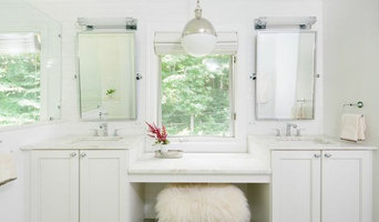 Fresh White Bathroom