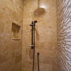 Traditional Bathroom by AB Design Elements, LLC
