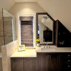Traditional Bathroom by Davis Properties & Building Co