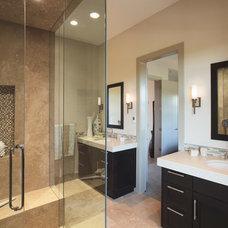 Contemporary Bathroom by Malbec Homes & Renovations Inc.