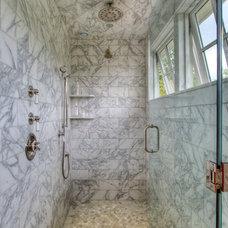 Farmhouse Bathroom by Historical Concepts