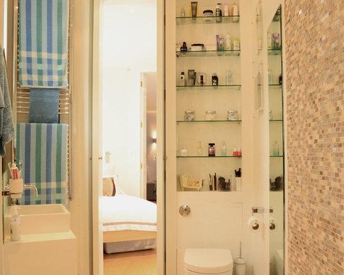eclectic bathroom idea in london
