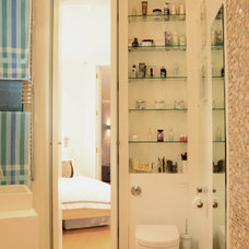 Eclectic Bathroom by Lauren Bryan Knight