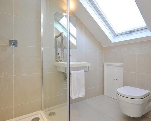 Loft Bathroom Idea Houzz