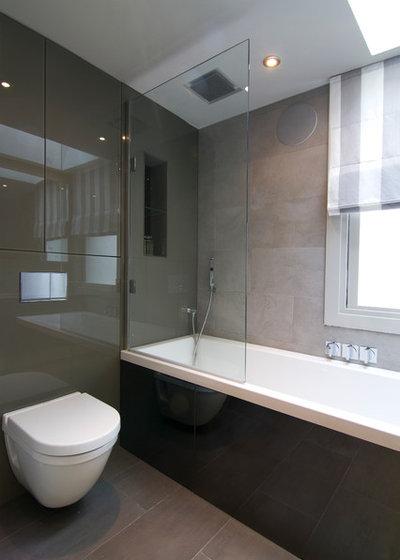 Contemporáneo Cuarto de baño by Melanie Williams Bespoke Interiors