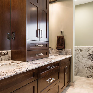 Full Custom Granite Ensuite
