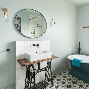 Victorian bathroom in Other.