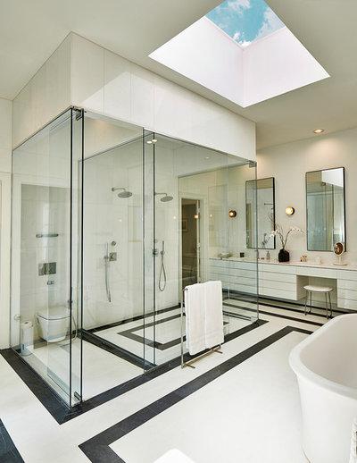 Modern Bathroom by Alair Homes Dallas