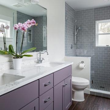 Full Master Bathroom Remodel