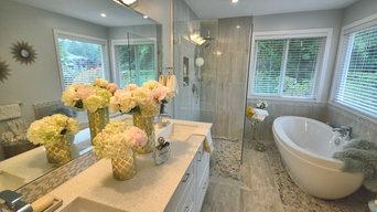 Full Master Bathroom Renovation