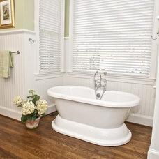 Traditional Bathroom by Buckeye Cabinet & Supply,Inc