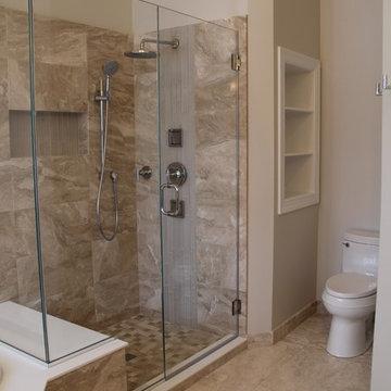 Full Service Bathroom Remodel - Leesburg VA