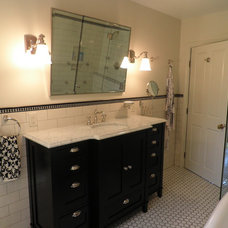 Traditional Bathroom by Quality Cut Remodelers