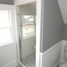 Traditional Bathroom by Metamorphosis Design-Build