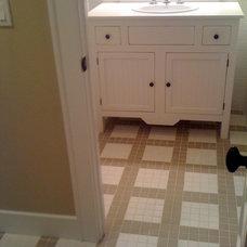 Traditional Bathroom by Stonebreaker Builders & Remodelers