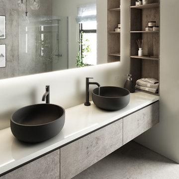 Furniture with Dekton by Cosentino