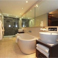 Contemporary Bathroom by Helen scott