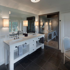 Contemporary Bathroom by Michael Matrka, Inc
