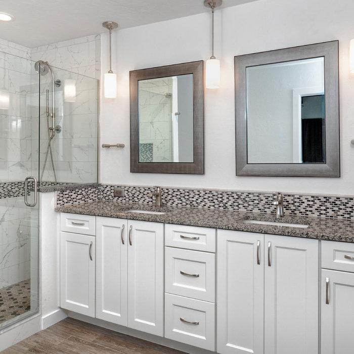 Master Bathroom Renovation - Gainesville, FL