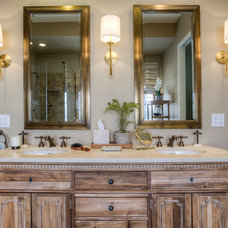 Traditional Bathroom by AZ BuildPro