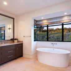 Contemporary Bathroom by Details a Design Firm