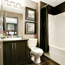 Traditional Bathroom by Shane Homes Ltd.