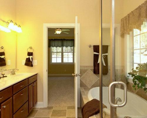 Galley Style Bathroom Houzz