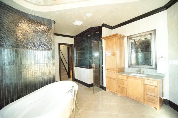Contemporary Bathroom by Michael Garabedian