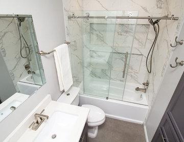 Garden Bend - Guest Bathroom