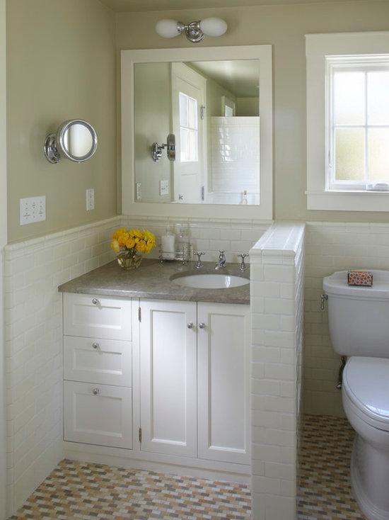 Small Cottage Bathroom Houzz
