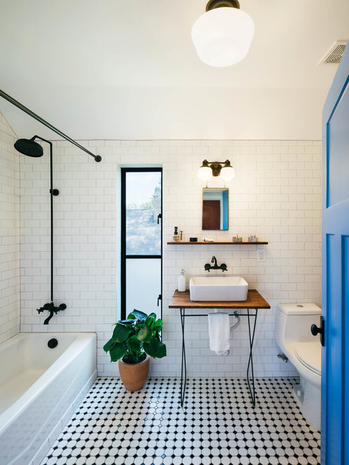 Industrial Bathroom Design Ideas, Remodels & Photos