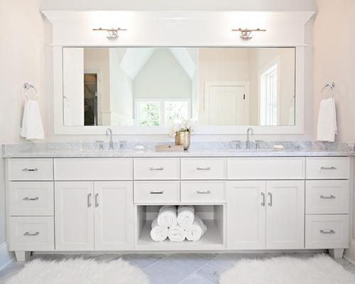 36 Inch Single Bathroom Vanity Set