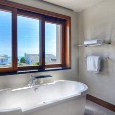 Contemporary Bathroom by James Glover Residential & Interior Design