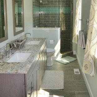 Garnett Valley, PA Master Bath Remodel
