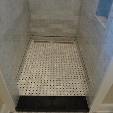 Traditional Bathroom by RE Garrison Enterprises LLC