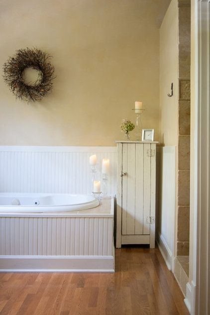 traditional bathroom by Adrienne DeRosa