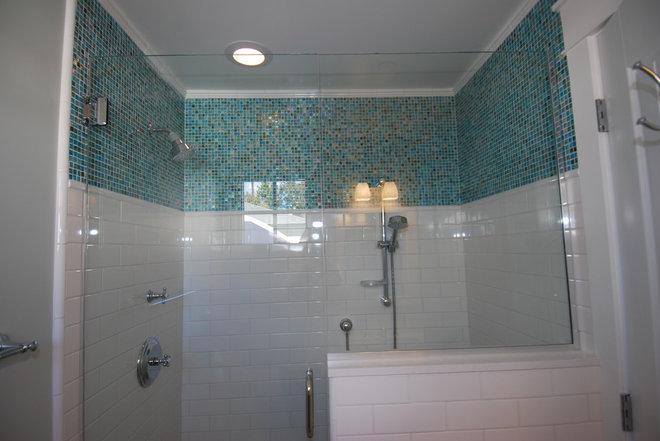 Contemporary Bathroom by Lane Design + Build