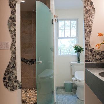 Gaudi Inspired Family Bathroom