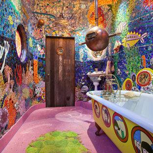 """Gaudi Submarine"" bathroom - San Francisco, CA"