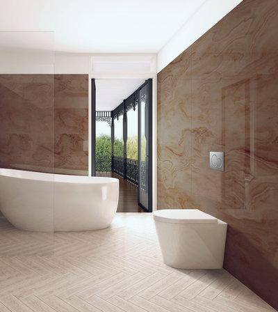 Contemporary Bathroom by Geberit Australia