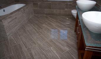 Gecian Marble Bathroom