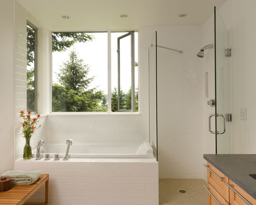 Garden Tub Tile Surround Ideas Kisekae Rakuencom